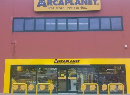 ARCAPLANET apre nuovo punto vendita a Montano Lucino in Lombardia