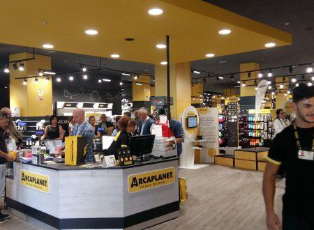 "Operazione ""multi opening"" per 7 nuovi store Arcaplanet"